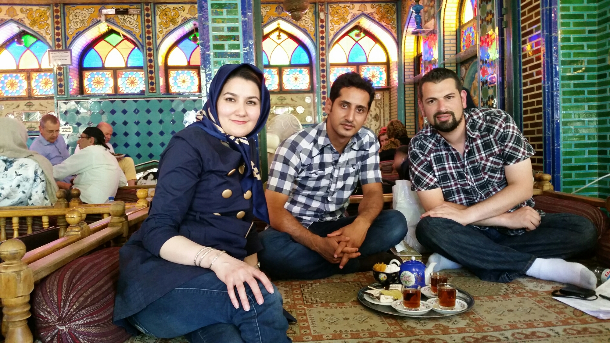Esfahan half the world in one amazing day wanderluster for Ahmad s persian cuisine