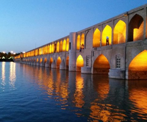 Esfahan:  'Half the World' in One Amazing Day